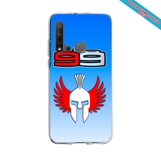 Coque silicone Huawei P40 Lite E Fan d'Overwatch Mei super hero
