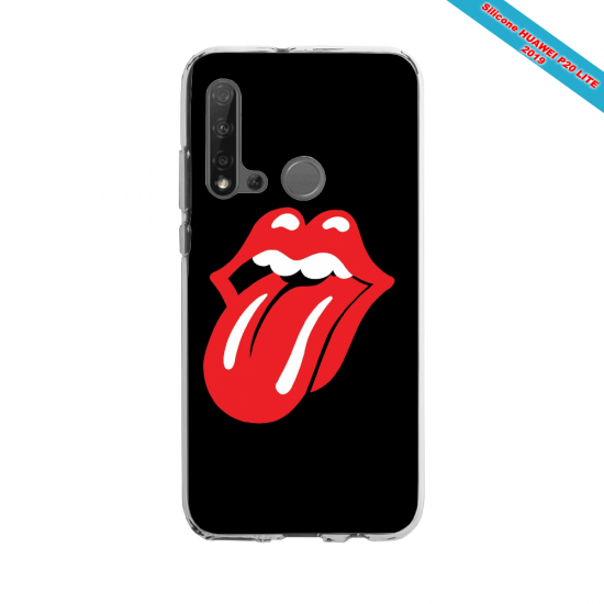 Coque silicone Huawei P40 Lite E Fan d'Overwatch Tracer super hero