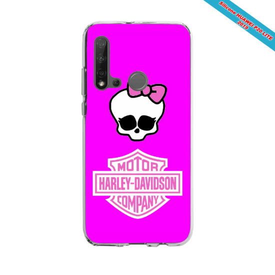 Coque silicone Huawei P40 Lite Fan d'Overwatch Zenyatta super hero