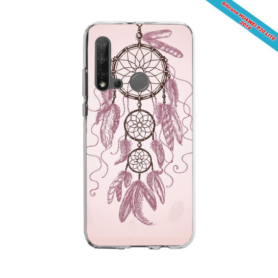 Coque silicone Huawei P40 Lite Fan d'Overwatch Winston super hero