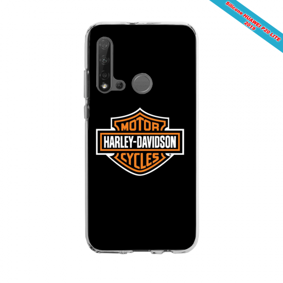 Coque silicone Huawei P40 Lite Fan d'Overwatch Soldat 76 super hero