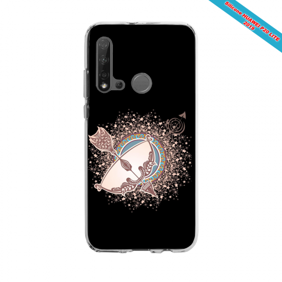 Coque silicone Huawei P40 Lite Fan d'Overwatch Sigma super hero