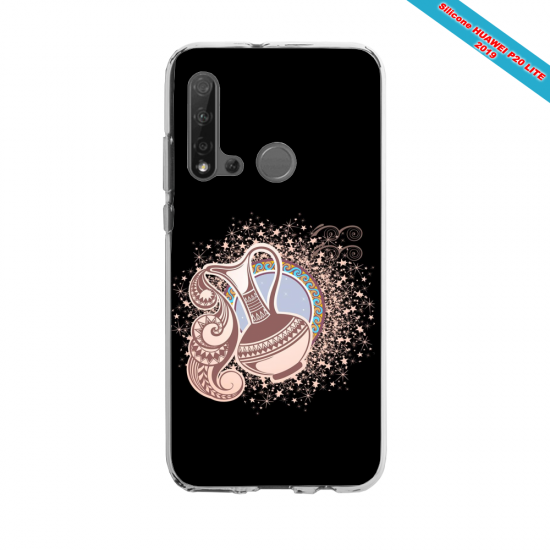Coque silicone Huawei P40 Lite Fan d'Overwatch Reinhardt super hero