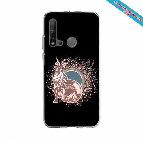 Coque silicone Huawei P40 Lite Fan d'Overwatch Pharah super hero