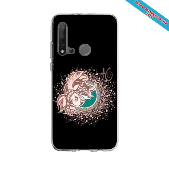 Coque silicone Huawei P40 Lite Fan d'Overwatch Orisa super hero
