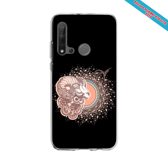 Coque silicone Huawei P40 Lite Fan d'Overwatch Moira super hero