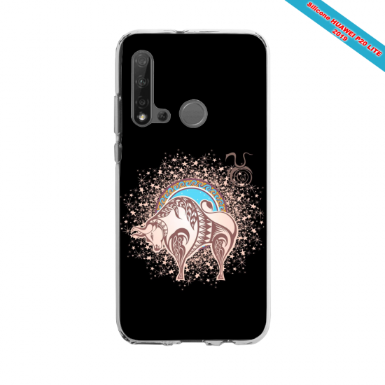 Coque silicone Huawei P40 Lite Fan d'Overwatch Mei super hero