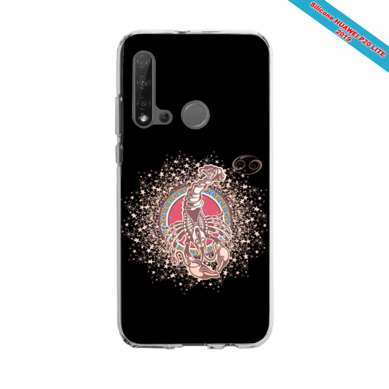 Coque silicone Huawei P40 Lite Fan d'Overwatch Lúcio super hero