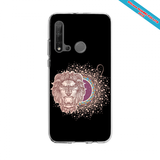 Coque silicone Huawei P40 Lite Fan d'Overwatch Hanzo super hero