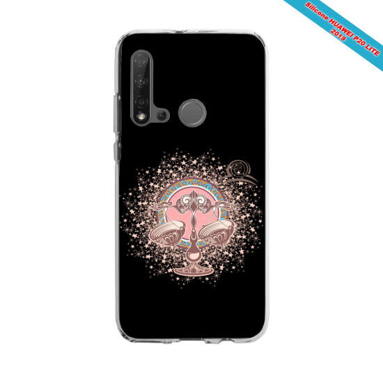 Coque silicone Huawei P40 Lite Fan d'Overwatch Fatale super hero