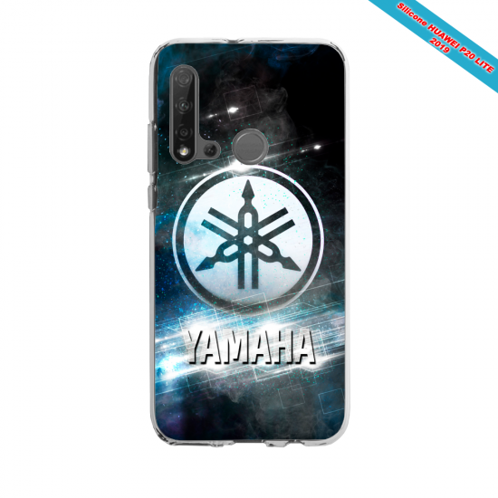 Coque silicone Huawei P40 Lite Fan d'Overwatch Doomfist super hero