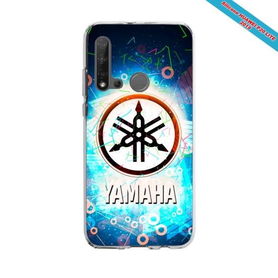 Coque silicone Huawei P40 Lite Fan d'Overwatch D.Va super hero