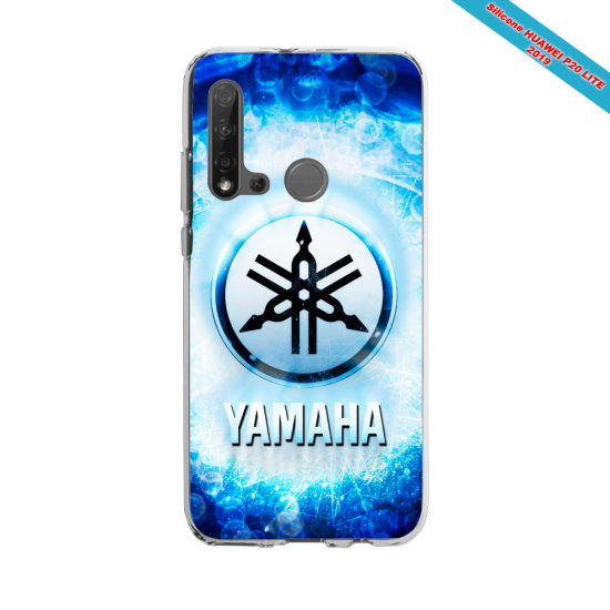 Coque silicone Huawei P40 Lite Fan d'Overwatch Choppeur super hero