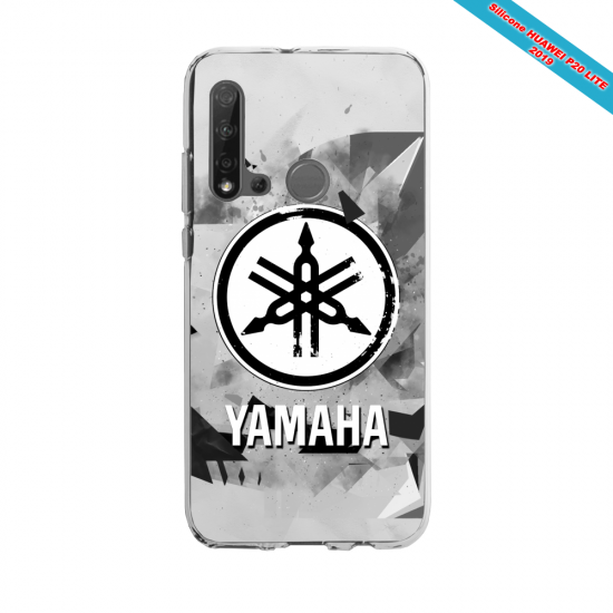 Coque silicone Huawei P40 Lite Fan d'Overwatch Chacal super hero
