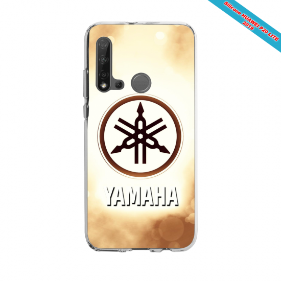 Coque silicone Huawei P40 Lite Fan d'Overwatch Bastion super hero