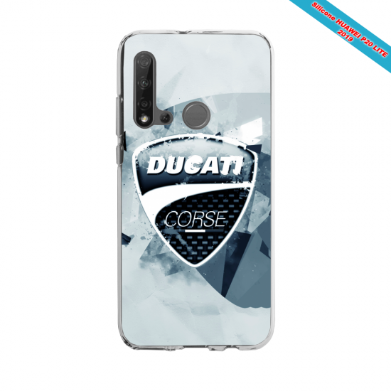 Coque silicone Huawei P40 Lite Fan d'Overwatch Ashe super hero