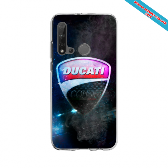 Coque silicone Huawei P40 Lite Fan d'Overwatch ana super hero