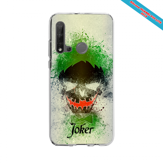 Coque silicone Huawei P40 Lite Fan de Rugby Clermont fury