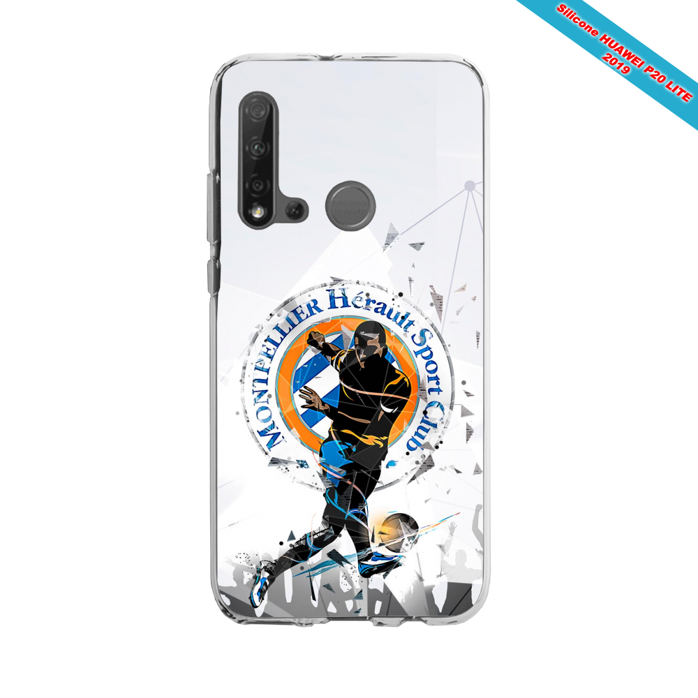 Coque silicone manga Huawei P40 Lite Sakura