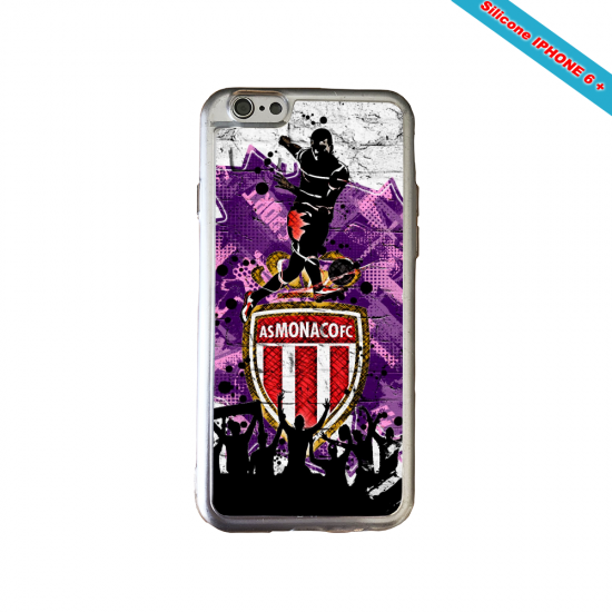 Coque Portefeuille iphone 5/5S Fan de Yamaha version Space