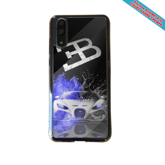 Coque silicone Huawei P40 Lite Fan de KTM version galaxy