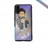 Coque silicone Huawei P40 Fan de BMW version super héro