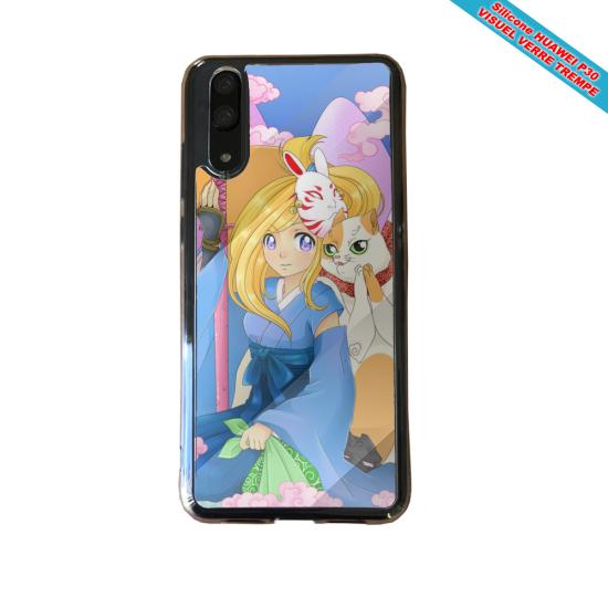 Coque Silicone Galaxy S20 ULTRA Fan de BMW version super héro