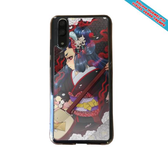 Coque Silicone Galaxy S20 PLUS Fan de BMW version super héro