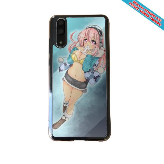 Coque Silicone Galaxy S20 verre trempé Fan de BMW version super héro
