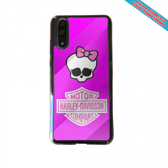 Coque Silicone Galaxy S10 verre trempé Fan de BMW version super héro