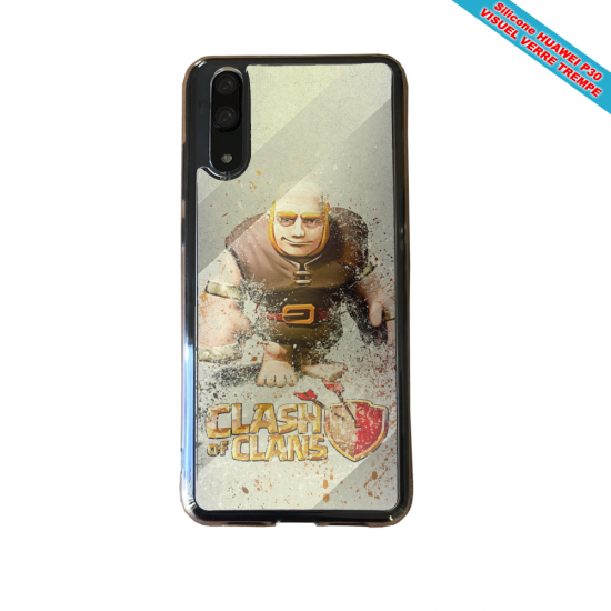 Coque Silicone Galaxy S10 Fan de BMW version super héro