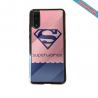Coque Silicone Galaxy S9 verre trempé Fan de BMW version super héro