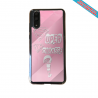 Coque Silicone Galaxy S8 PLUS Fan de BMW version super héro