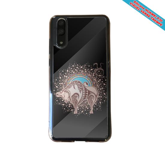 Coque silicone Galaxy J7 2018 Fan de BMW version super héro