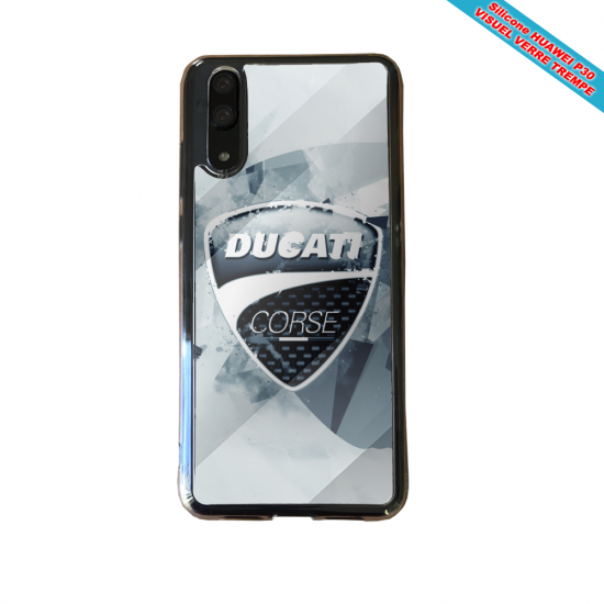 Coque silicone Galaxy A51 Fan de BMW version super héro