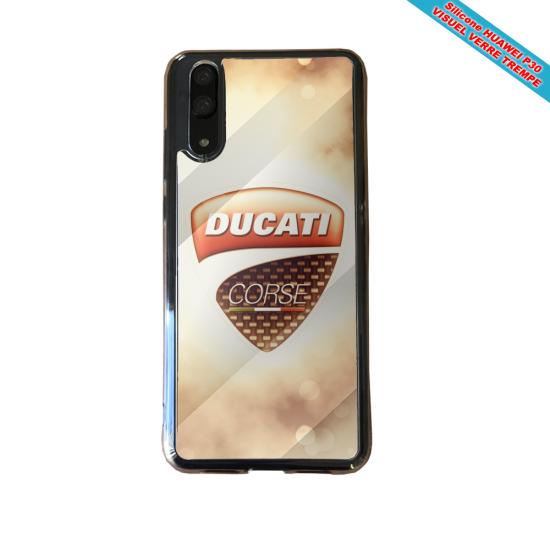 Coque silicone Galaxy A10 Fan de BMW version super héro