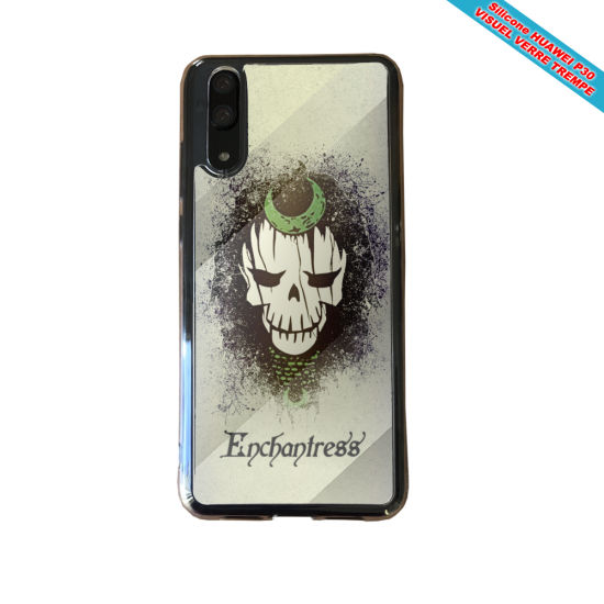 Coque silicone Iphone 11 Pro Fan de BMW version super héro