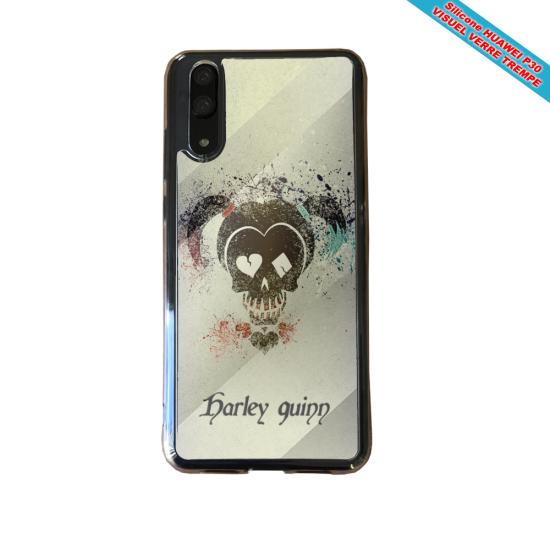 Coque silicone Iphone 11 verre trempé Fan de BMW version super héro