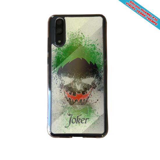 Coque silicone Iphone 11 Fan de BMW version super héro