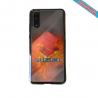 Coque silicone Iphone X/XS verre trempé Fan de BMW version super héro