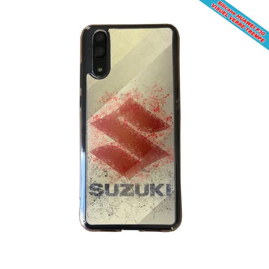 Coque silicone Iphone X/XS Fan de BMW version super héro