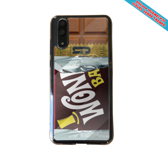 Coque silicone Iphone 6 PLUS Verre Trempé Fan de BMW version super héro