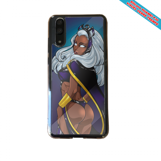 Coque silicone Iphone 6 PLUS Fan de BMW version super héro