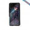 Coque silicone Iphone 6/6S verre Trempé Fan de BMW version super héro