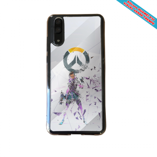 Coque Silicone Note 8 Fan de BMW sport version super héro