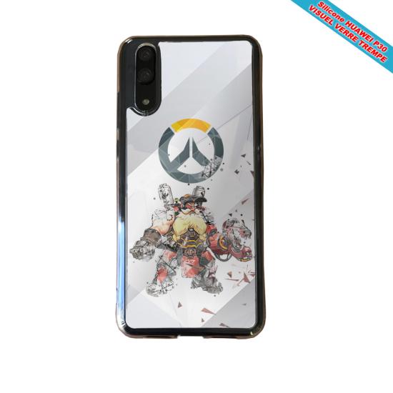 Coque Silicone Galaxy S20 PLUS verre trempé Fan de BMW sport version super héro