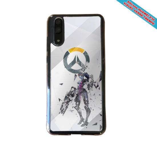 Coque Silicone Galaxy S20 PLUS Fan de BMW sport version super héro