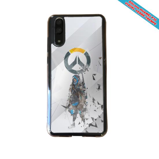 Coque Silicone Galaxy S20 verre trempé Fan de BMW sport version super héro