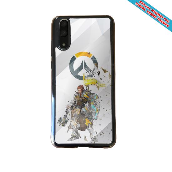 Coque Silicone Galaxy S20 Fan de BMW sport version super héro