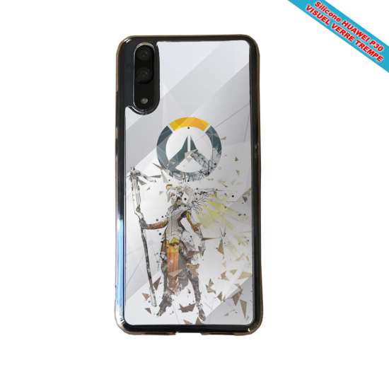 Coque Silicone Galaxy S10 Lite verre trempé Fan de BMW sport version super héro